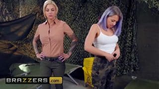 Hot And Mean – (Bonnie Rotten, Zoey Monroe) – Squirt Training – Brazzers