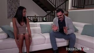 TOUGHLOVEX Vienna Black visits a sex doctor for advice